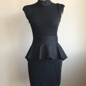 Windsor Brand Peplum Dress